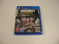 Call of Duty WWII WW2 - GRA Ps4 - Opole 1507