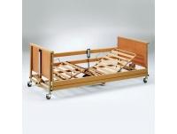Łóżko rehabilitacyjne elektrycznie sterowane