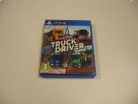 Truck Driver - GRA Ps4 - Opole 1515