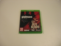 Wolfenstein The New Order The Old Blood - GRA Xbox One - Opole 1519