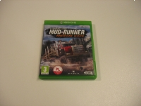Mud Runner Spintires Game American Wilds PL - GRA Xbox One - Opole 1521
