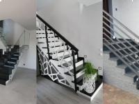Parapet parapety z granitu, schody, blaty kuchenne-łazienkowe, kominki