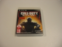 Call of Duty Black Ops 3 III PL - GRA Ps3 - Opole 1525
