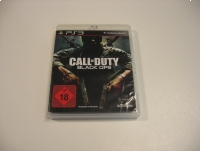 Call of Duty Black Ops - GRA Ps3 - Opole 1526