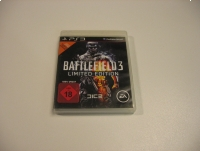 Battlefield 3 Limited Edition - GRA Ps3 - Opole 1531