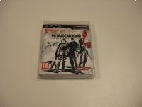 Metal Gear Solid 4 - GRA Ps3 - Opole 1534