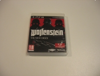 Wolfenstein The New Order PL - GRA Ps3 - Opole 1537