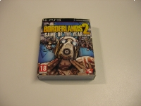 Borderlands 2 Game of the Year Edition - GRA Ps3 - Opole 1539
