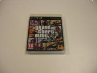 Gta 5 Grand Theft Auto - GRA Ps3 - Opole 1545
