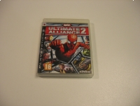 Marvel: Ultimate Alliance 2 - GRA Ps3 - Opole 1555