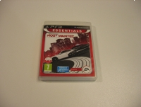 Need for Speed Most Wanted PL - GRA Ps3 - Opole 1562
