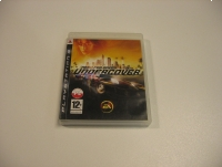 Need for Speed Undercover PL - GRA Ps3 - Opole 1563