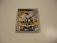 Sniper Elite 3 - GRA Ps3 - Opole 1573