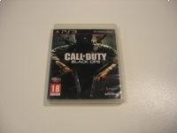 Call of Duty Black PL - GRA Ps3 - Opole 1576