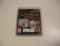 God of War Collection PL - GRA Ps3 - Opole 1594