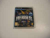 PlayStation Move Heroes - GRA Ps3 - Opole 1612