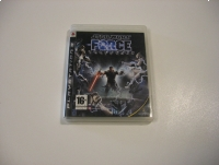 Star Wars The Force Unleashed - GRA Ps3 - Opole 1615