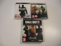 Call of Duty Trylogia Modern Warfare PL - GRA Ps3 - Opole 1621