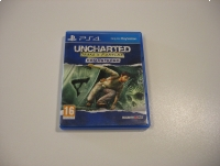 Uncharted Drakes Fortune Remastered - GRA Ps4 - Opole 1632