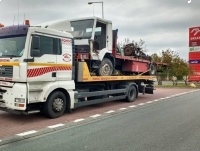 Holowanie aut dostawczych poznan