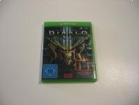 Diablo III 3 Eternal Collection  - GRA Xbox One - Opole 1647