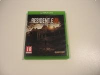 Resident Evil 7 Biohazard - GRA Xbox One - Opole 1650