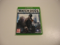 Watch Dogs - GRA Xbox One - Opole 1651