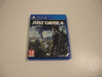 Just Cause - GRA PS4 - Opole 1653