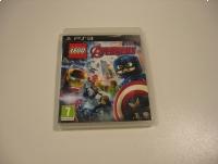 Lego Marvel Avengers - GRA Ps3 - Opole 1668