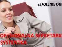 Profesjonalna sekretarka - asystentka