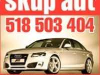 Auto skup, auto kasacja, auto złom, skup samochodów za gotówkę