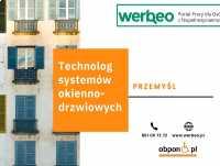 Technolog systemów okienno-drzwiowych - Przemyśl / z orzeczeniem o niepełnosprawności