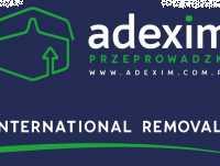 Przeprowadzki krajowe i międzynarodowe Adexim