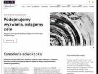 Achtelik Siwka i Wspólnicy Adwokaci i Radcy Prawni sp. p.