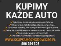 Skup samochodów za gotówkę Opole , Kędzierzyn - Koźle