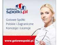 Gotowa Fundacja, Wirtualne Biuro, Gotowa Spółka z o.o. z VAT EU  Niemieckie, Bułgarskie, Czeskie, Słowackie, KONCESJE OPC, Włochy, Hiszpania, Łotwa, Niemcy, Rumunia 603557777