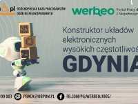 Konstruktor układów elektronicznych wysokich częstotliwości - Gdynia / z orzeczeniem