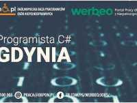 Programista C# - praca stacjonarna Gdynia / z orzeczeniem