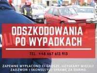 Dodatkowe odszkodowanie za wypadek drogowy