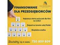 Najtańsza oferta pożyczek dla firm!