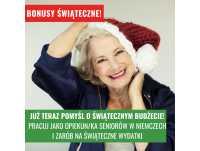 Pracuj jako Opiekun Seniorów w DE- nawet bez języka! bonusy 350 euro!