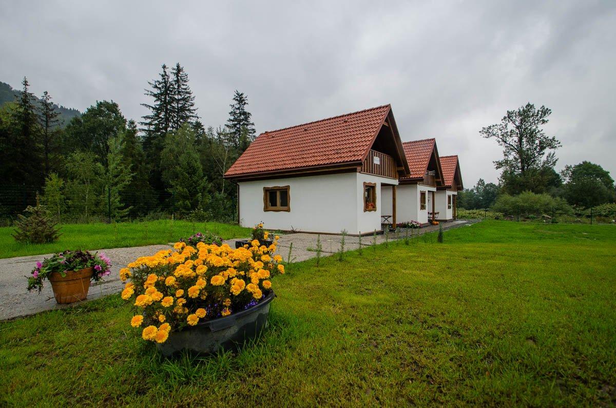 3 domki całoroczne w Szczyrku, kompleks Czyrna Solisko