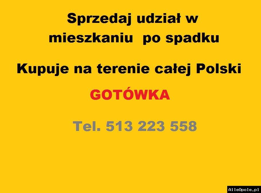 4)Wykup udziałów na terenie całej Polski!