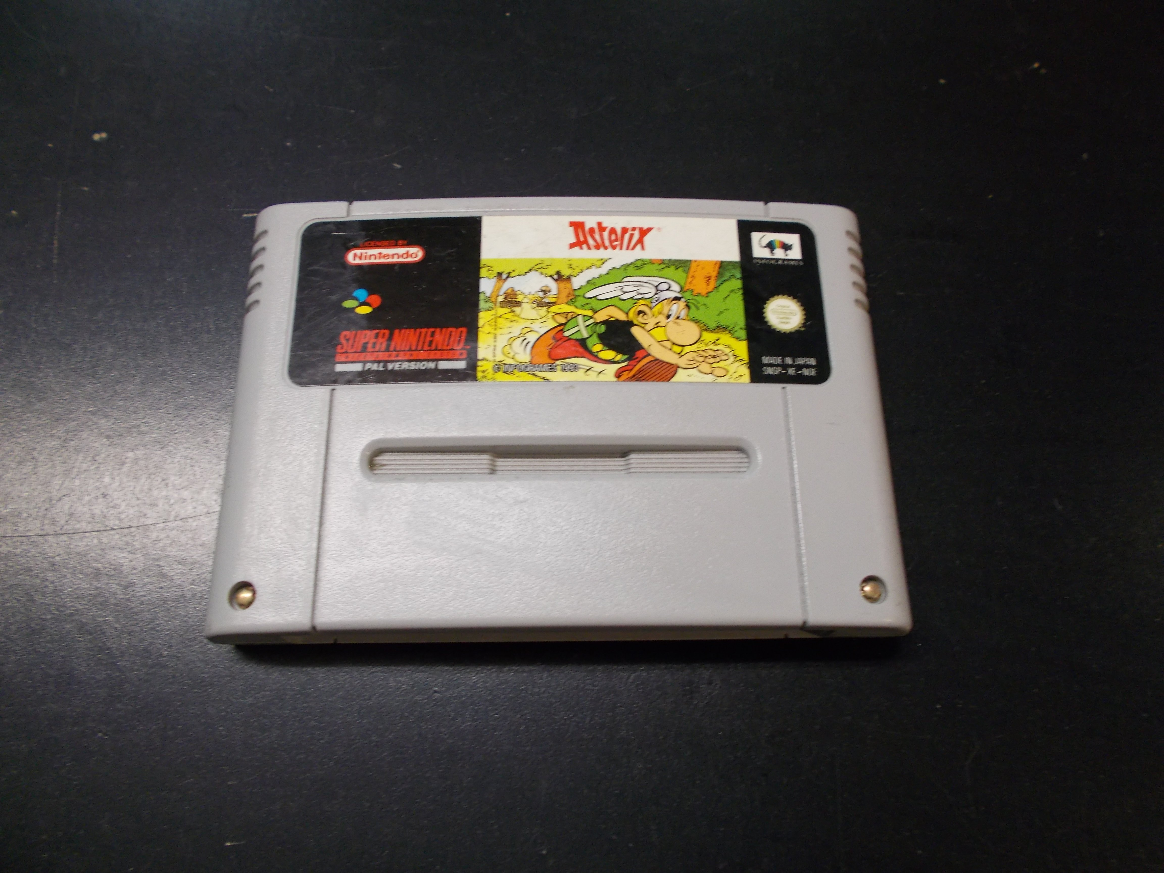 ASTERIX - GRA Nintendo SNES Opole 0168