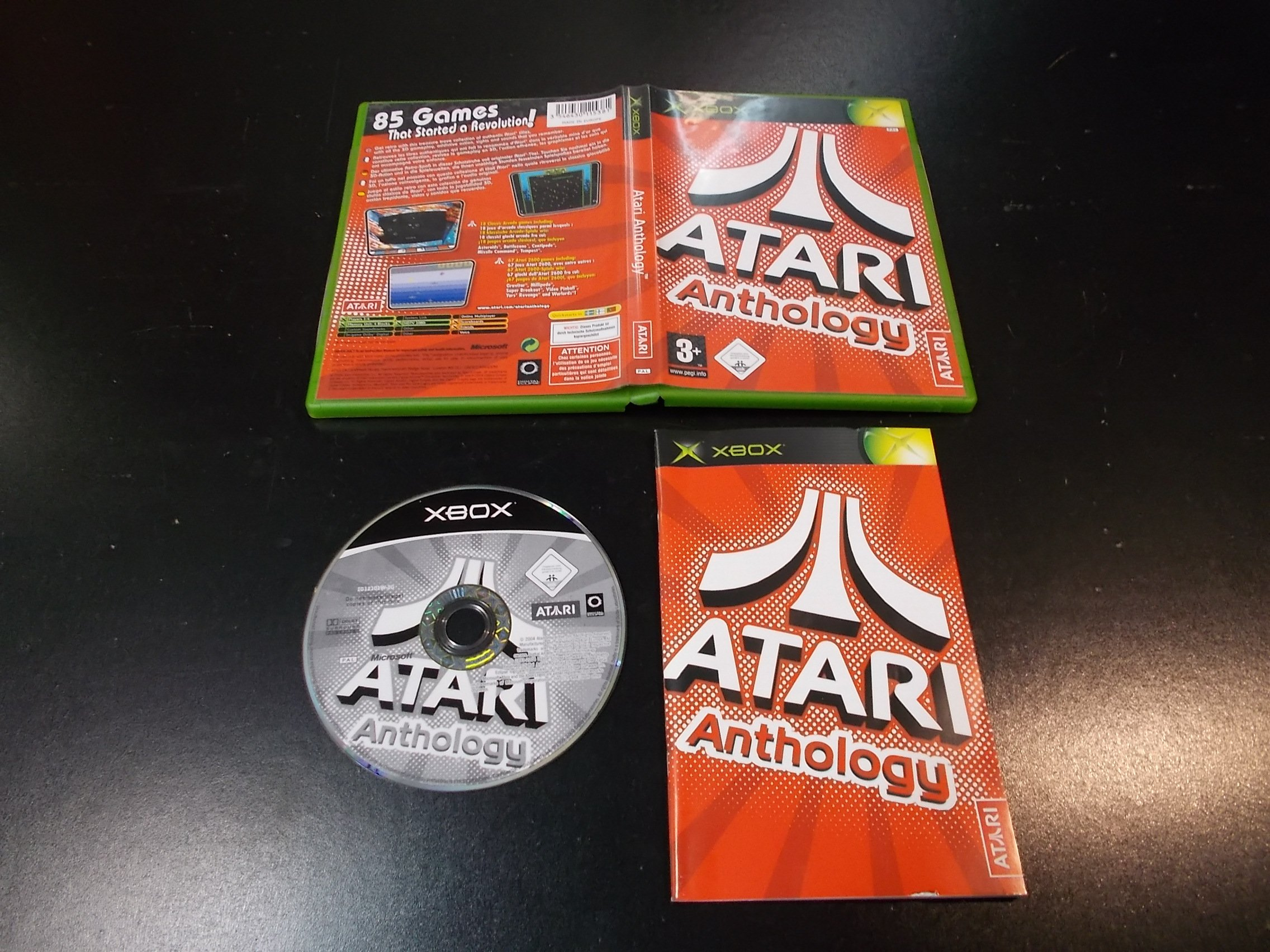 ATARI Anthology - GRA Xbox Sklep
