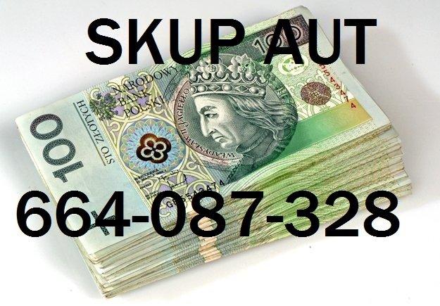AUTO-SKUP/ZŁOMOWANIE 700ZŁ ZA TONĘ 664 087 328