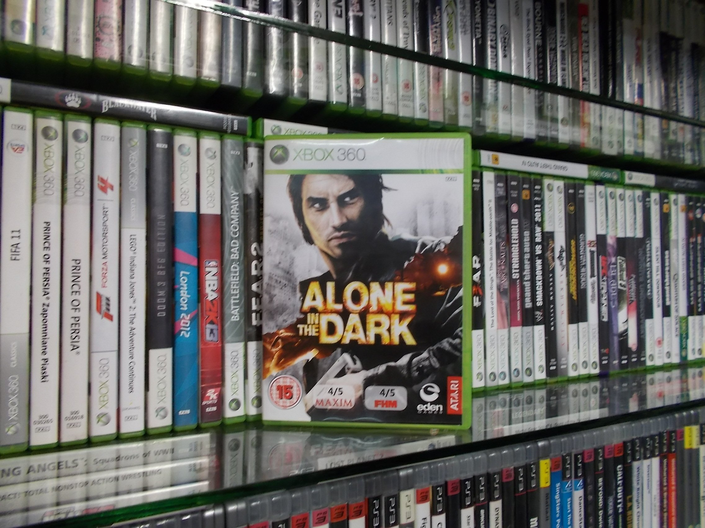 Alone in the Dark - GRA XBOX 360 Sklep