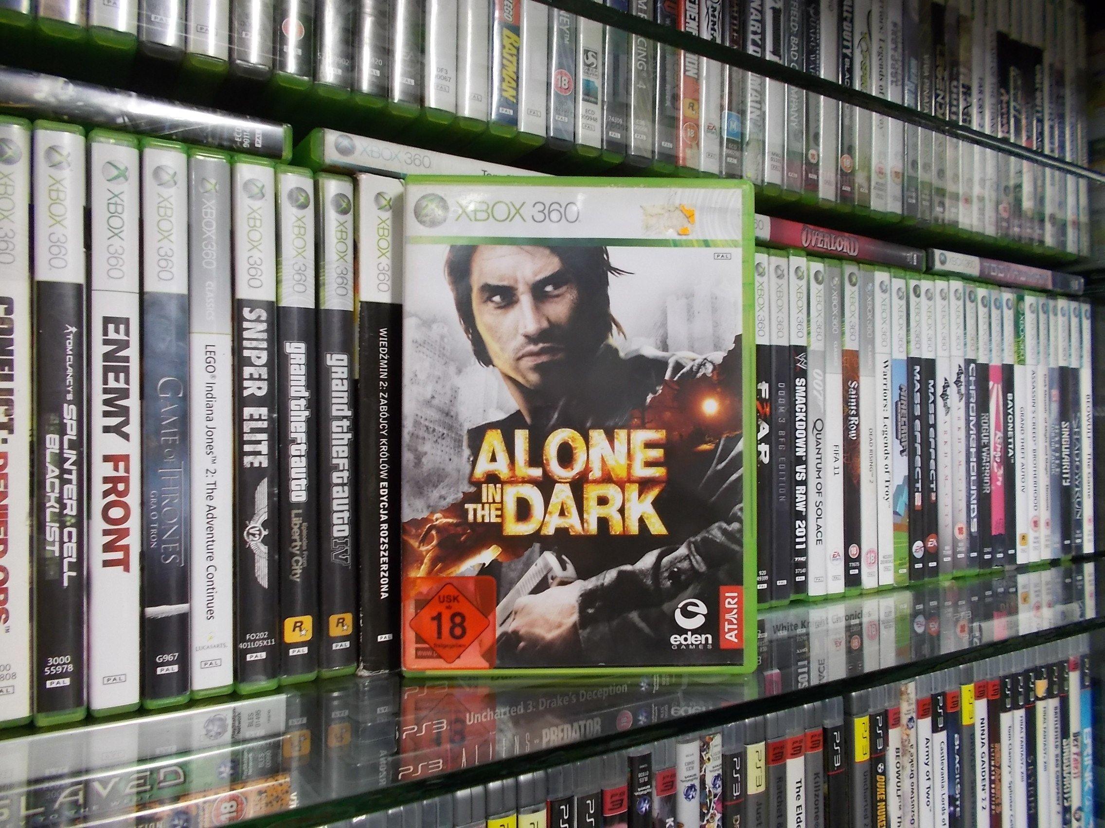Alone in the Dark - GRA XBOX 360 Sklep