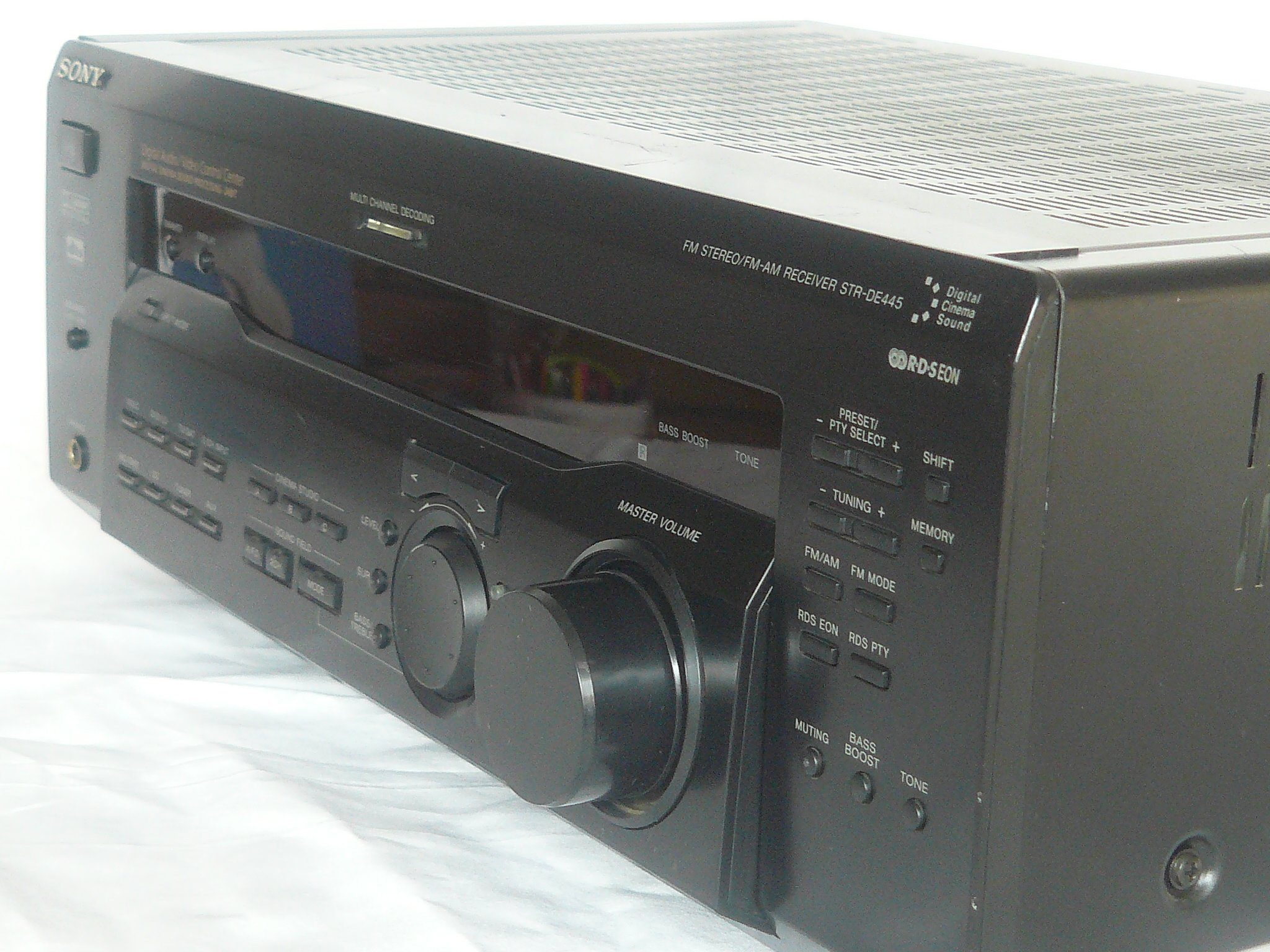 Amplituner KINO domowe 5.1 SONY STR-DE445
