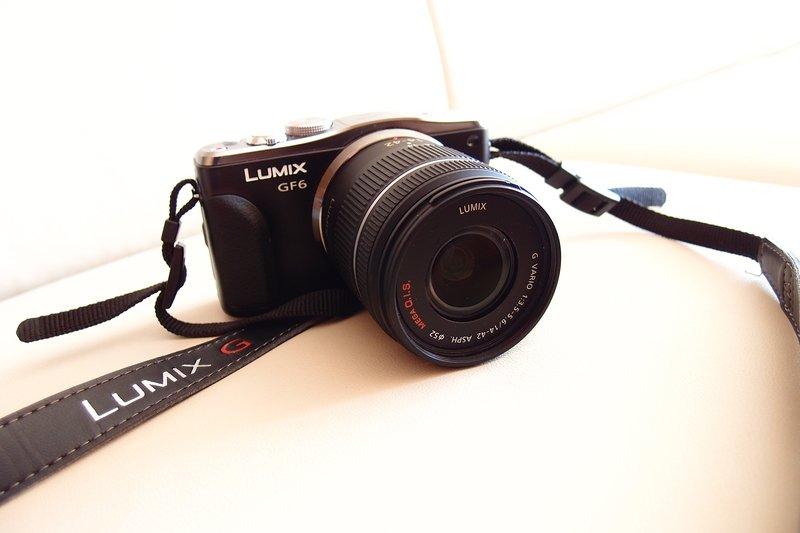 Aparat Panasonic Lumix GF6